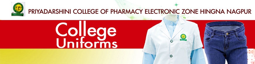 PRIYADARSHINI COLLEGE OF PHARMACY ELECTRONIC ZONE HINGNA